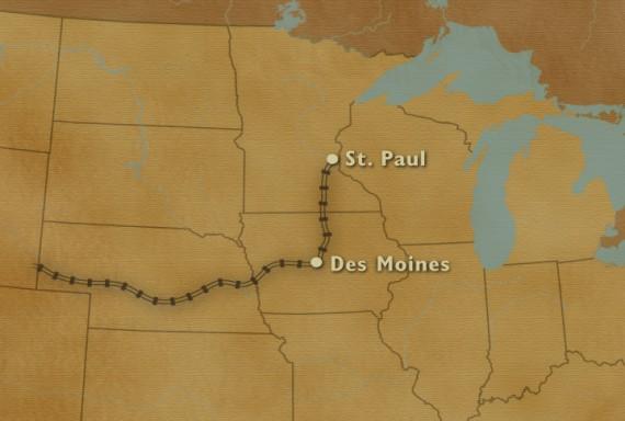 Screen-shot | Map