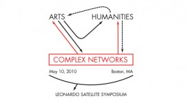Arts | Humanities | Complex Networks  — a Leonardo satellite symposium at NetSci2010