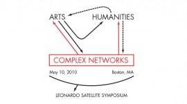 Arts   Humanities   Complex Networks  — a Leonardo satellite symposium at NetSci2010