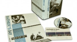 Motion graphics: film Father's Day