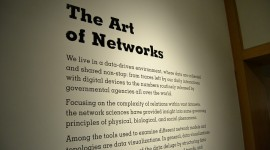Exhibit: The Art of Networks