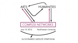 Arts, Humanities, and Complex Networks — 3rd Leonardo satellite symposium at NetSci 2012