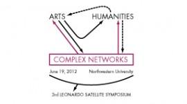 Arts, Humanities, and Complex Networks — 3rd Leonardo satellite symposium at NetSci 2012