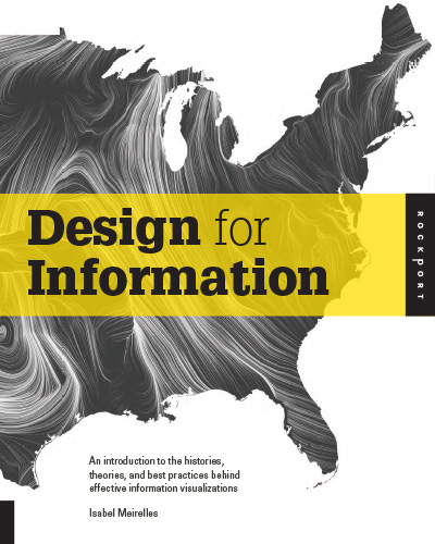 Design for Information front cover